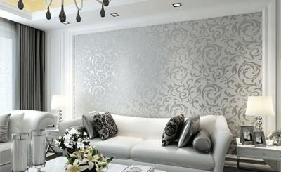 Biến hóa tường nhà với giấy dán tường