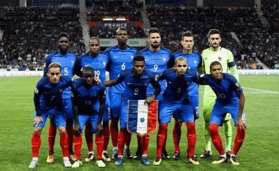 Đội hình dự kiến đội tuyển Pháp tham dự tại Euro 2021