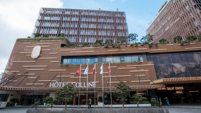Khách sạn Hotel Colline Đà Lạt