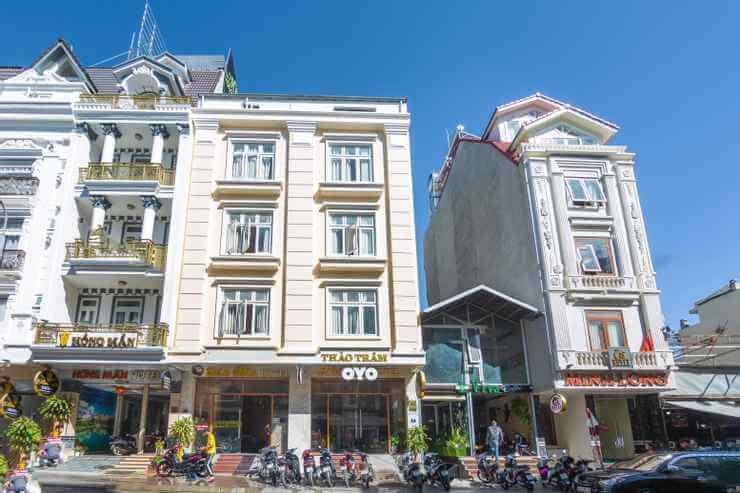 Khách sạn đà lạt gần chợ - Thảo Trâm