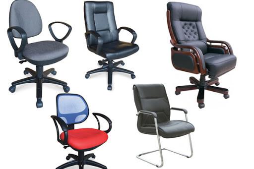 Các mẫu ghế ngồi văn phòng giá rẻ trên thị trường