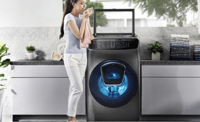 Máy giặt Samsung cửa trước cần được sử dụng đúng cách để hạn chế hư hỏng