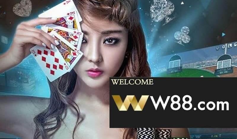 Ông vua cá cược trực tuyến - W88