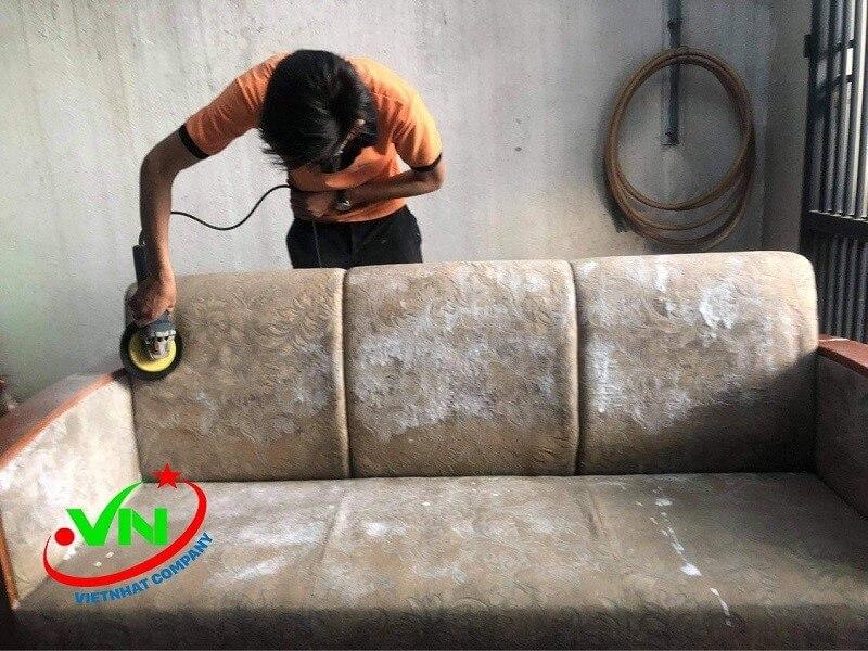 Việt Nhật địa chỉ giặt sofa tại nhà chuyên nghiệp, uy tín