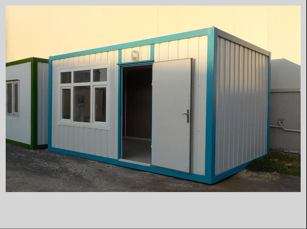 Container văn phòng được sử dụng ngày càng nhiều