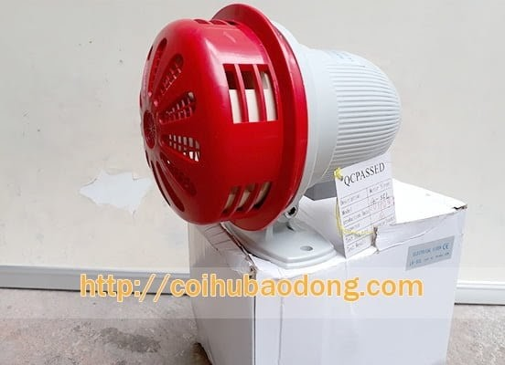 Còi báo động động cơ điện cỡ nhỏ LK-SCL