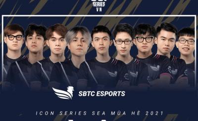 Tìm hiểu đội hình SBTC Esports Tốc chiến vô địch Icon Series SEA mùa hè 2021