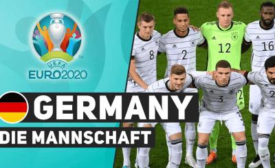 iEURO2020 - Nhận định kèo đội tuyển Đức kì Euro 2020 - 2021