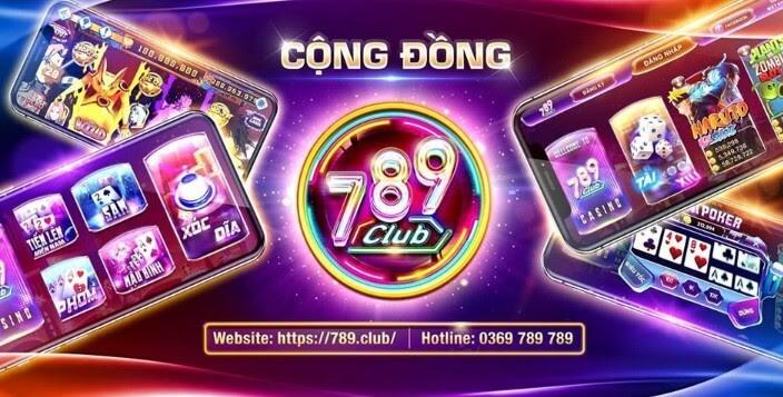 Cổng game bài 789club
