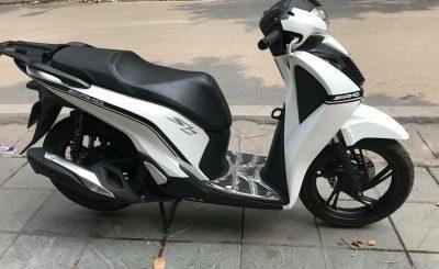 Những mẫu decal xe Honda SH đẹp được yêu thích nhất