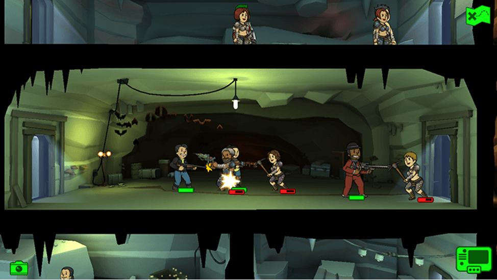 Game Fallout Shelter