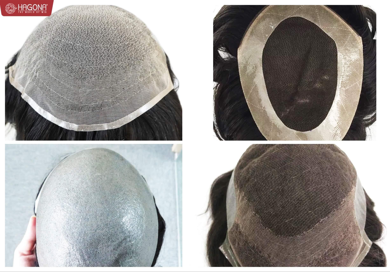 Khâu chọn lọc và điều chỉnh kích thước cho đầu tóc