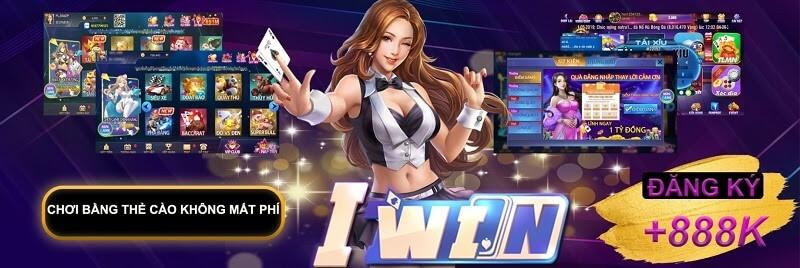 Tham gia Iwin để trải nghiệm kho game tuyệt hảo
