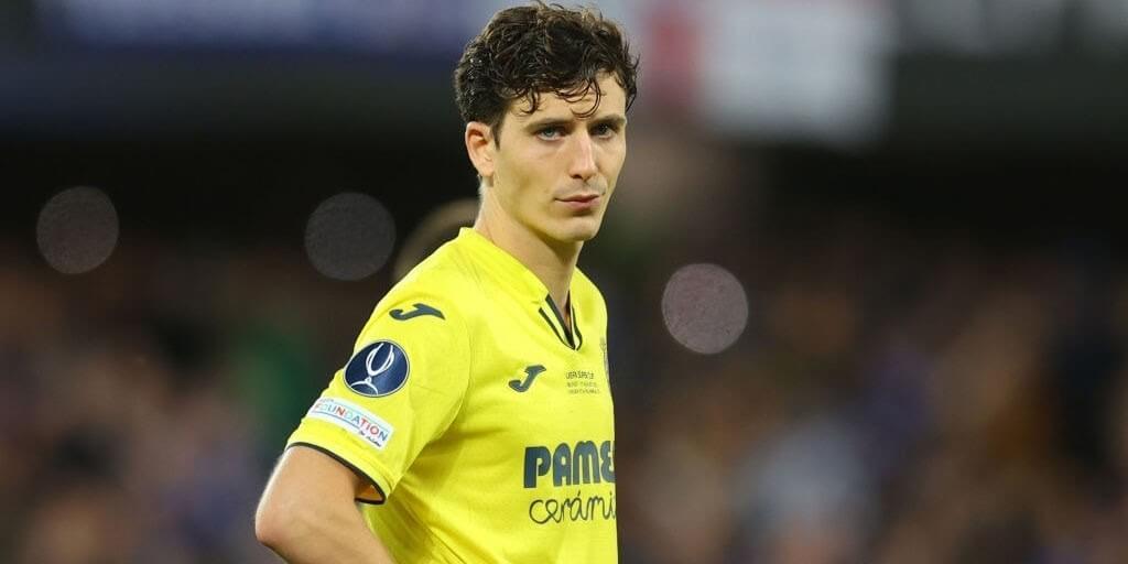 Trung vệ tốt nhastga La Liga Pau Torres