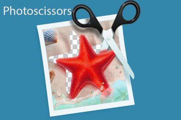 Photoscissors - Web xóa nền online nhanh chóng