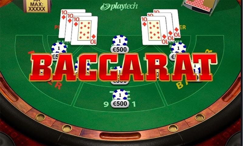 Tìm hiểu kiến thức về Baccarat